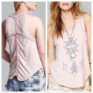 Free People We the Free Anchor Braided Top